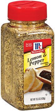 Superline Deal  Lemon & Pepper Seasoning Salt 15.5 Oz Shaker