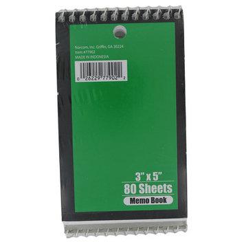 Norcom, Inc Memo Notebook (Set of 12)