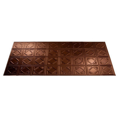 Fasade Fasade Traditional Ceiling Tile Panel (Common: 24-in x 48-in; Actual: 24.5-in x 48.5-in) G53-26