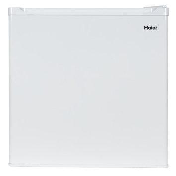 Haier 1.7 Cu. Ft. Energy Star Qualified Compact Refrigerator/Freezer Color: White