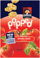 Quaker® Popped Tomato Basil Rice Snacks