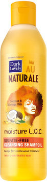 Dark and Lovely® Au Naturale Moisture L.O.C. Sulfate-Free Cleansing Shampoil