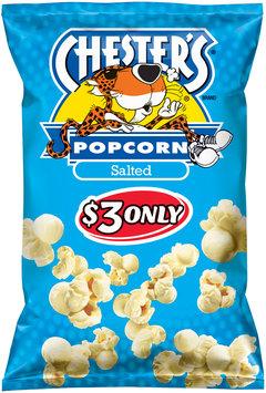 Chester's® Salted Popcorn 6.75 oz. Bag