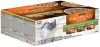 Purina Pro Plan Savor Chicken & Turkey Entrees Variety Pack Adult Cat Food 12-3 oz. Cans