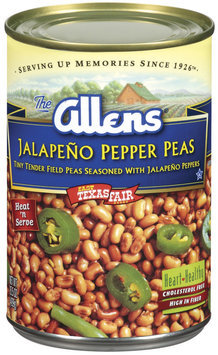 The Allens Jalapeno Pepper Peas 15.5 Oz Can