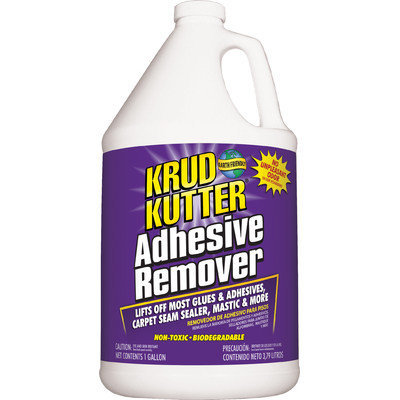 Krud Kutter AR01/4 1 Gallon Adhesive Remover (4 Pack)