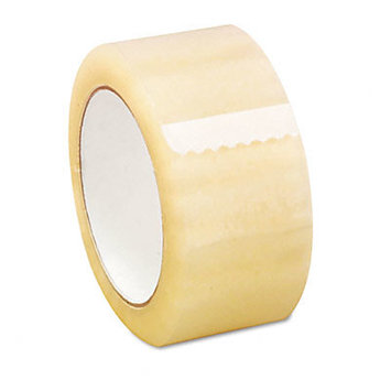 Universal Office Products Box Sealing Tape Universal