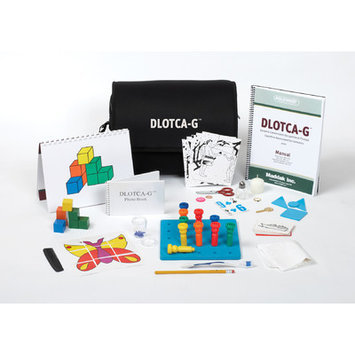 Ableware DLOTCA-G Battery for Geriatric Use