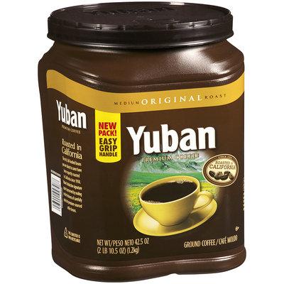 Yuban Original Medium Roast Ground Coffee