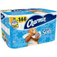 Ultra Charmin Ultra Soft Toilet Paper 36 Mega Rolls