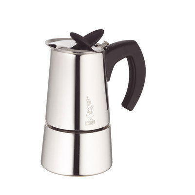 Good Cook Musa Stovetop Espresso Maker Size: 6 cup