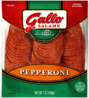 Gallo Salame® Pepperoni 7 oz. Packet
