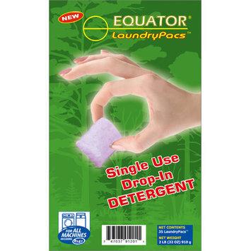 Equator LaundryPac Detergent Capacity: Bag Case 280