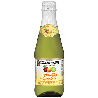 Martinelli's Gold Metal® Sparkling Apple-Pear Juice
