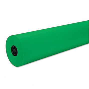 Pacon Creative Products Pacon Decorol Flame Retardant Paper Rolls, Festive Green