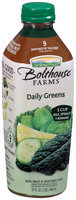 Bolthouse Farms® Daily Greens 100% Fruit & Vegetable Juice 32 fl. oz. Bottle