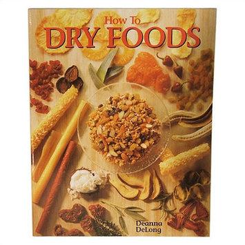 Nesco HP-9 How to Dry Foods Book