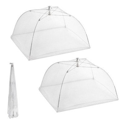 Ggi International Large Pop-Up Mesh Screen Food Cover Tent