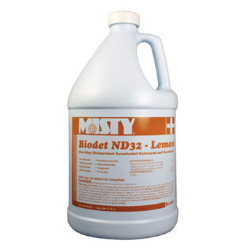 Misty Disinfecting Wipes, Cleaners and Sanitizers Biodet Disinfecting