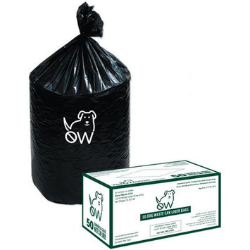 Zero Waste Usa 16 gal. Trash Can Liners (Case of 200)