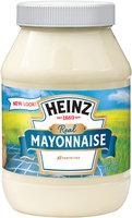 HEINZ  Real Mayonnaise 30 FL OZ JAR