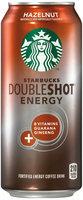 Starbucks® Doubleshot® Energy Hazelnut Flavored Coffee Drink 15 fl. oz. Can