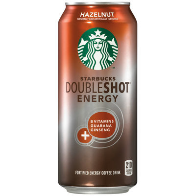 Starbucks Doubleshot Energy Hazelnut Drink