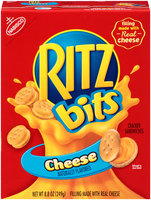 Nabisco RITZ Bits Crackers Cheese