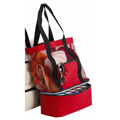 Goodhope Bags Beach Cooler (Set of 4) Color: Red
