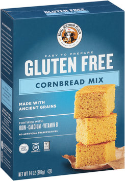King Arthur Flour Gluten Free Cornbread Mix 14 oz. Box