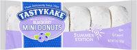 Tastykake® Summer Edition Blueberry Mini Donuts