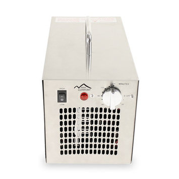 New Comfort Stainless Steel Commercial Ozone Generator UV Air Purifier