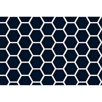 Stwd Honeycomb Crib/Toddler Fitted Sheet