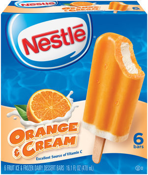 Nestlé Orange & Cream 6 ct Box