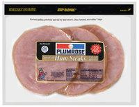 Plumrose Smoked 97% Fat Free Ham Steaks
