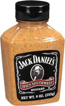 Jack Daniel's® Spicy Southwest Mustard 9 oz. Plastic Jar