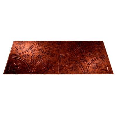 Fasade 24-1/2-in x 48-1/2-in Fasade Traditional Ceiling Tile Panel G57-18