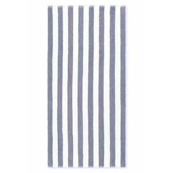 Crover Cabana Stripe Beach Towel Color: Gray