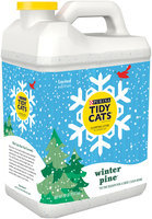 Purina Tidy Cats Limited Edition Winter Pine Clumping Litter 20 lb. Jug