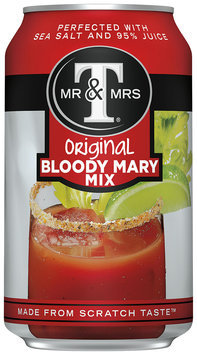 Mr & Mrs T® Original Bloody Mary Mix 11.5 fl. oz. Can