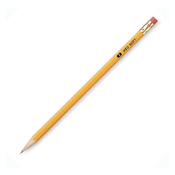 Integra Pencils Sparco NO. 2 Wood-Case Pencil