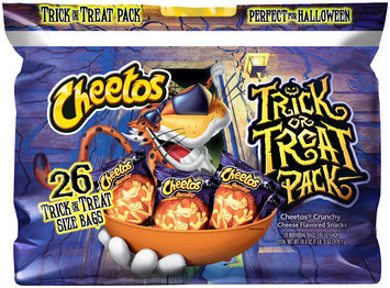 Cheetos® Trick or Treat Pack Crunchy Cheese Flavored Snacks