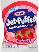 Kraft Jet-Puffed Strawberry Marshmallows 3 oz. Bag