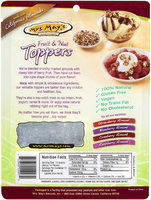 Mrs. May's Naturals® Fruit & Nut Toppers Cranberry Almond 4 oz Pouch