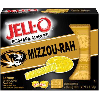 JELL-O Jigglers University Of Missouri Mold Kit