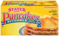 Stater Bros.® Buttermilk Pancakes 12 ct Box