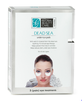 Global Beauty Care® Premium Dead Sea Under-Eye Pads