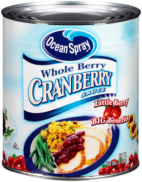 Ocean Spray® Whole Berry Cranberry Sauce