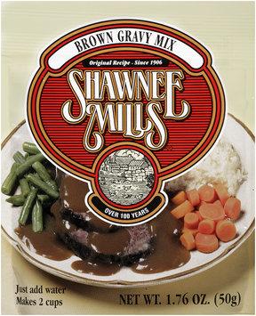 Shawnee Mills® Brown Gravy Mix 1.76 oz. Packet