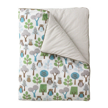 Dwell Furniture DwellStudio Owls Sky Play Blanket - 1 ct.